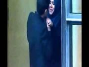 شاب جزائري يغتصب خالته المحجبة وينيكها محارم